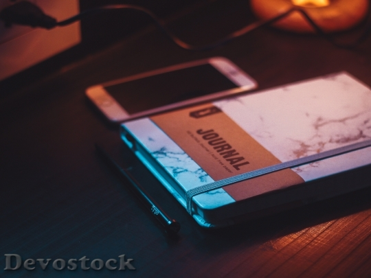 Devostock Lights Iphone Smartphone 115683 4K