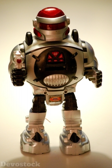 Devostock Toy Robot Android Science HD
