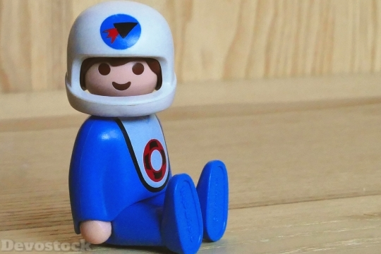 Devostock Toys Spaceman Character Fiction 0 HD