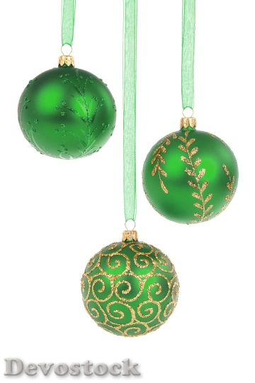 Devostock Ball Balls Bauble Celebraton 2 4K