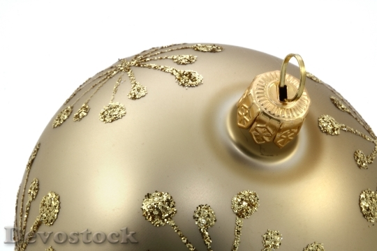 Devostock Balls Baubles Celebration Christas 3 4K