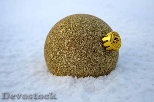 Devostock Balls New Year Holiay 0 4K