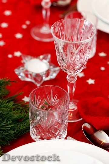 Devostock Celebration Christmas Crystal 13782 4K