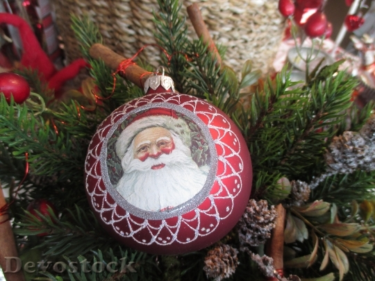 Devostock Christmas Bauble Christmas 102166 4K