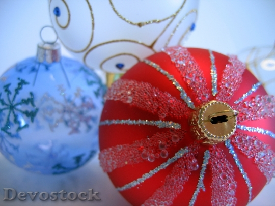 Devostock Christmas Christmas Balls Jukula 4K - Devostock