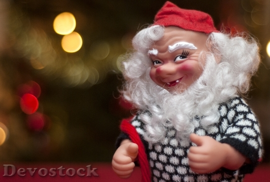 Devostock Christmas Claus Christmas ve 0 4K