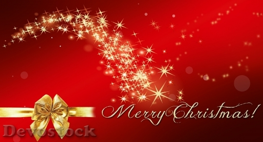 Devostock Christmas Greeting Crd 2 4K