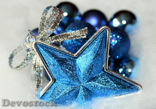 Devostock Christmas Star Decoration Advnt 0 4K