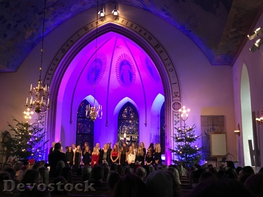 Devostock Church Graduation Christmas 113494 4K