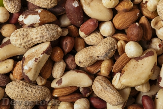 Devostock MIXED NUTS