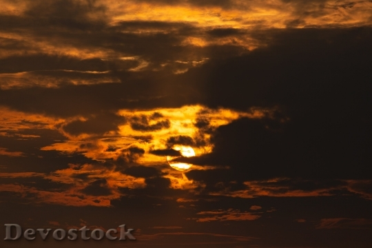 Devostock Nature Sunset Sky Clouds 1468560 4K.jpeg