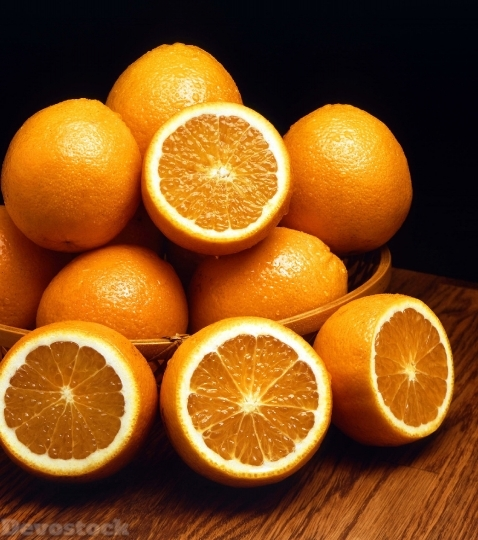 Devostock Oranges Citrus Fruits Citus 0 4K