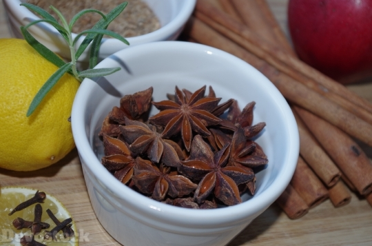 Devostock Star Anise Pepper Sices 4K