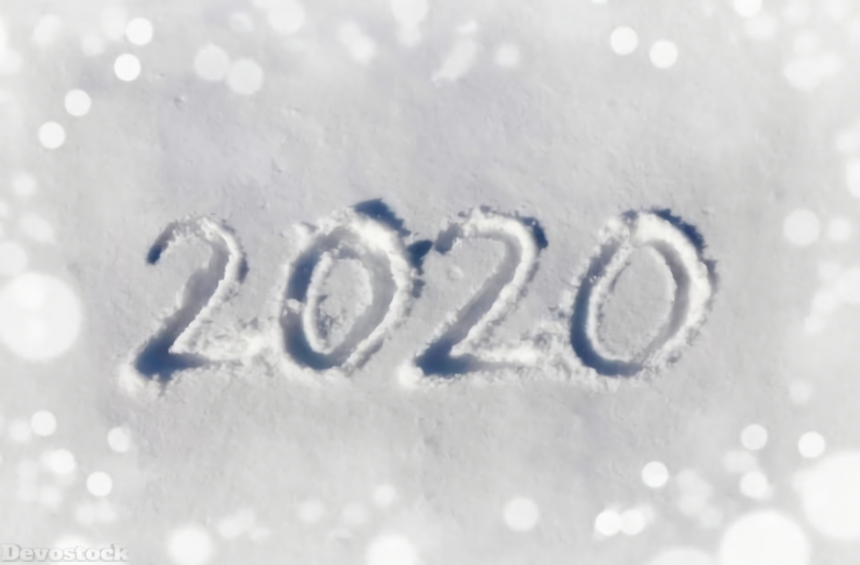 2020 New Year Design HD  (100)