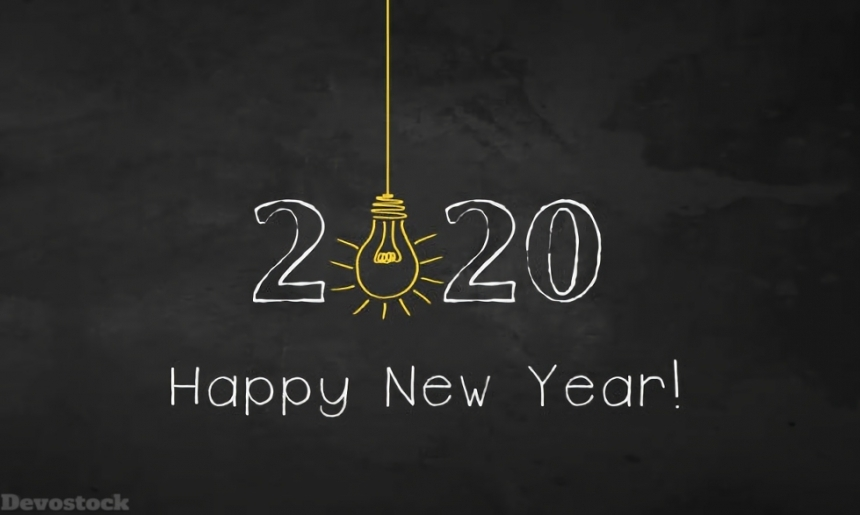 2020 New Year Design HD  (20)
