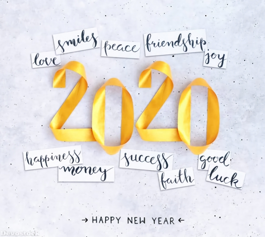 2020 New Year Design HD  (210)
