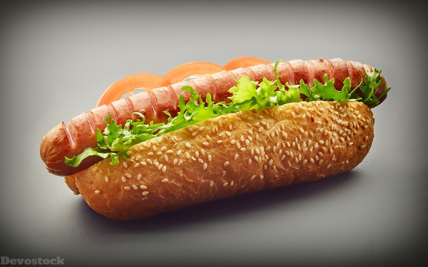Devostock Hot Dog