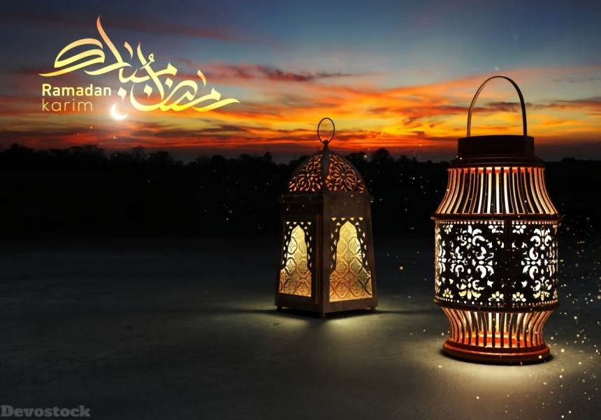 Ramadan 2020 Best collection Muslim Islam Faith Background Design  (140)