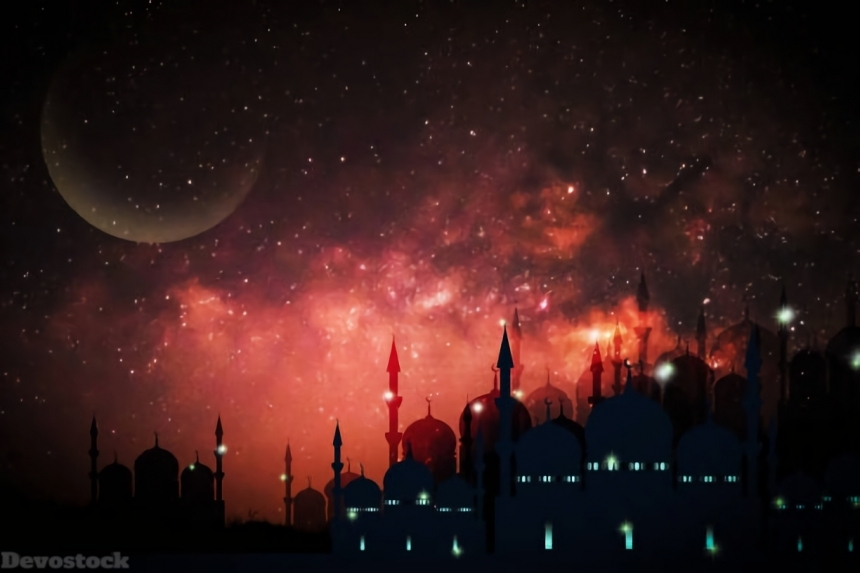 Ramadan 2020 Best collection Muslim Islam Faith Background Design  (177)