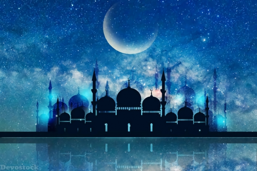 Ramadan 2020 Best collection Muslim Islam Faith Background Design  (217)
