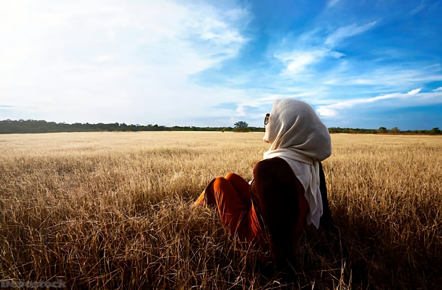 Top Hijab Images collection Muslim women Girls  (10)