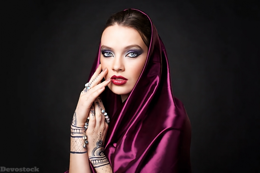 Top Hijab Images collection Muslim women Girls  (157)