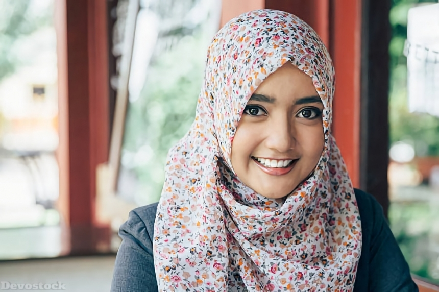 Top Hijab Images collection Muslim women Girls  (16)
