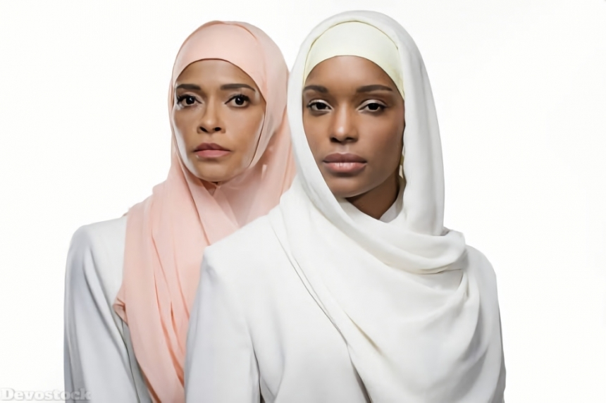 Top Hijab Images collection Muslim women Girls  (179)