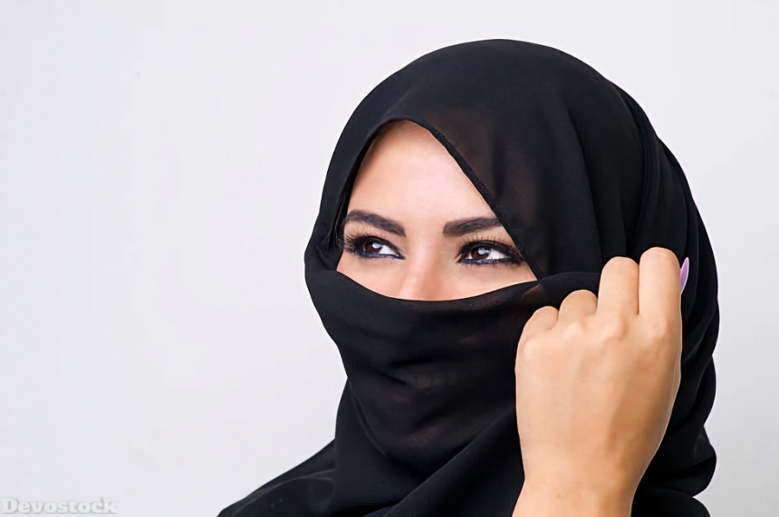 Top Hijab Images collection Muslim women Girls  (181)