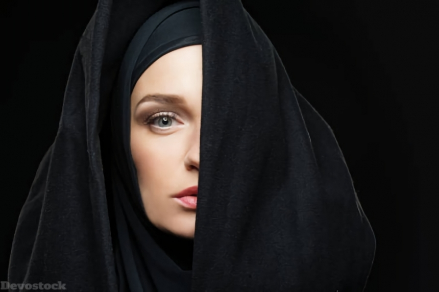 Top Hijab Images collection Muslim women Girls  (188)