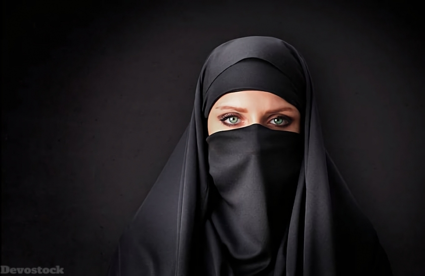 Top Hijab Images collection Muslim women Girls  (196)