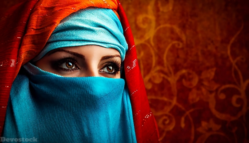Top Hijab Images collection Muslim women Girls  (30)
