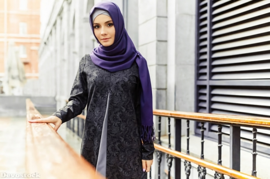 Top Hijab Images collection Muslim women Girls  (43)