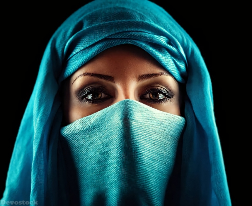 Top Hijab Images collection Muslim women Girls  (9)