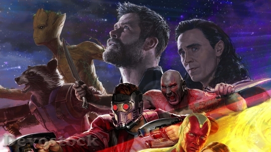 Devostock Avengers Infinity War 2018 HD download  (14)