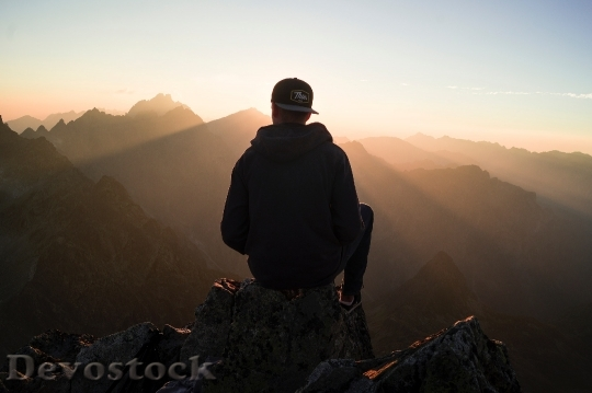 Devostock chill-guy-high-tatras-91224