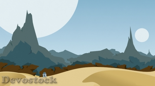 Devostock Impressive Ultra HD Landscape Wallpaper (795)