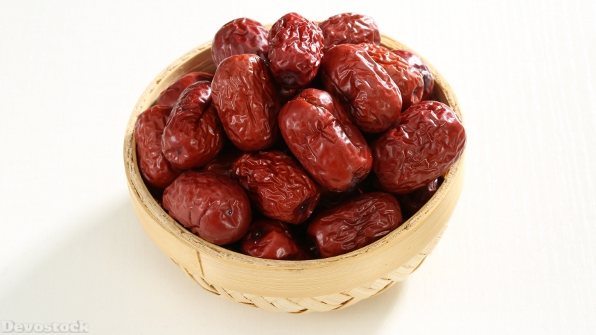 Devostock Jujube red dates  (7)