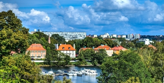 Sweden city view  (401)