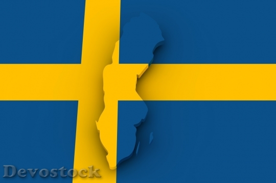 Devostock Sweden flag  (18)