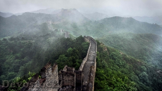 Devostock The great wall , China