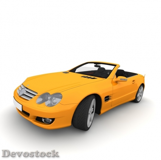 Devostock Vehicle model  (100)