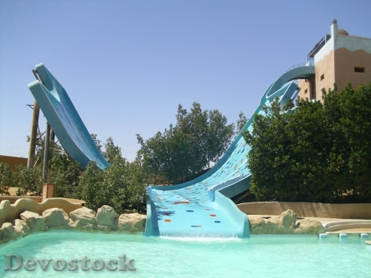 Devostock Water slides