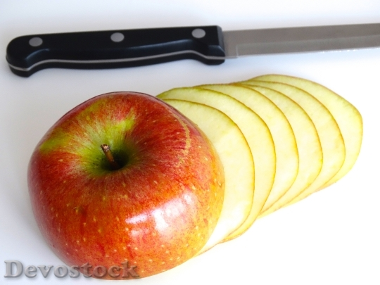 Devostock Fruit Apple Discs Knife