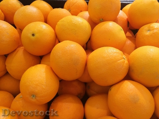 Devostock Orange California Production Fruit