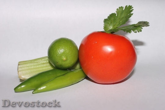 Devostock Tomatoes Vegetables Fruit 1407403