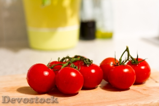 Devostock Tomatoes Vegetables Red Food 6