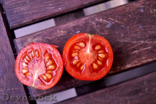 Devostock Vegetables Tomatoes Raw Food