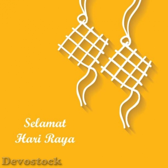Devostock traditional-malay-ketupat-for-selamat-hari-raya-ve$12