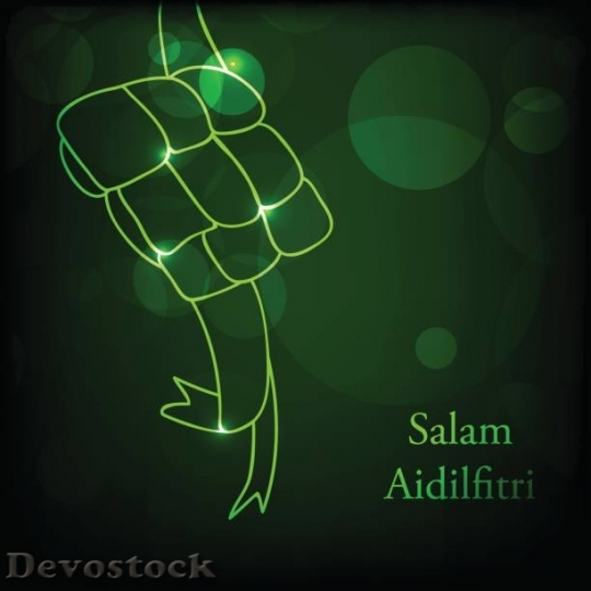 Devostock traditional-malay-ketupat-for-selamat-hari-raya-ve$3